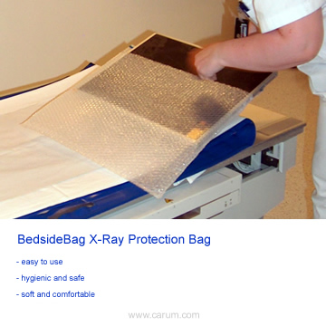 Bedsidebag X-Ray Protection Bag